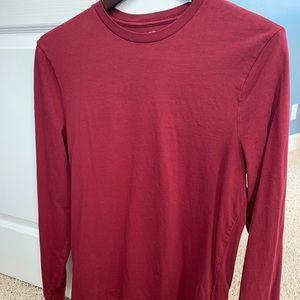 J. Crew Essential Long-Sleeve T-Shirt